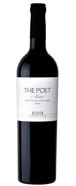 2014 Cosentino Winery THE Poet, Napa Valley, 750ml