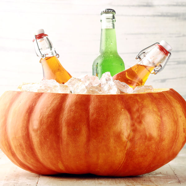 Pumpkin Cooler